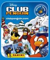 Club Penguin sticker collection