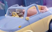 Tatty Teddy Car