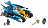 LEGO Legends of Chima Equila's Ultra Striker