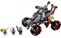 LEGO Legends of Chima Wakz' Pack Tracker