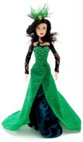 Evanora Wicked Witch Doll