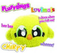 Flufflings Luvimals Chirpy Chick
