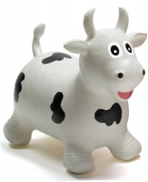 Happy Hopperz White Bull