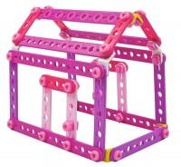 Meccano Construction Bucket Pink