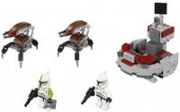 LEGO Clone Troopers vs Droidekas