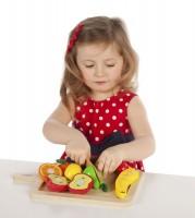 John Crane Cutting Fruits