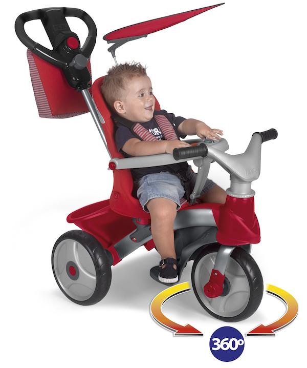 Feber Baby Evolution Easy Trike 800009473 (8)(1)