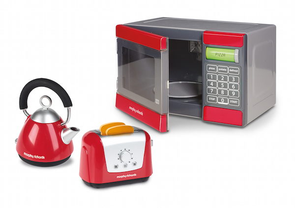 680 Morphy Richards Microwave Kettle and Toaster 01