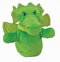 Puff the Magic Dragon Hand Puppet