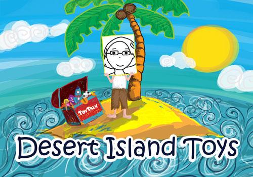 Desert Island Toys Raquel Bello