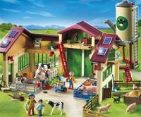 Playmobil Farm barn