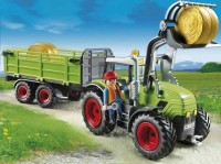 Playmobil Farm hay baler