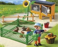 Playmobil Farm bunnies