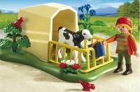 Playmobil Farm calf