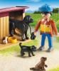 Playmobil Farm puppies