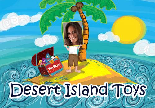Desert Island Toys Rachel Lowe