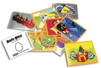 Angry Birds Sticker Collection