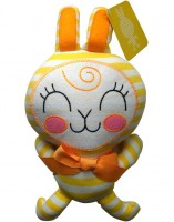 Lemon Bunny Plush