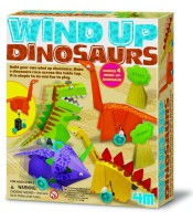 Wind Up Dinosaurs