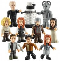 Doctor Who Microfigs