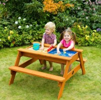 Surfside Sand & Water Picnic Table