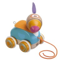 Chicco pull along animals