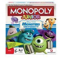 Monsters University Monopoly