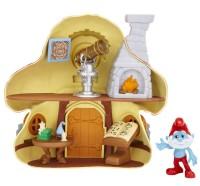 Papa Smurf Mushroom House