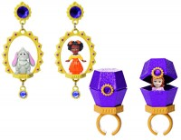 Sofia the First Ring and Earrings
