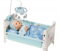 Brother Baby George Lullaby Bed