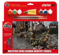 Airfix Multipose Infantry Figures