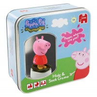 Peppa Pig Hide and Seek Game