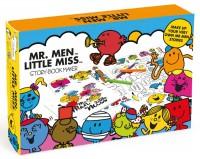 Little Miss Mr Men Story Book Maker