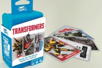 Transformers Shuffle Game