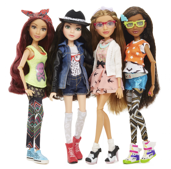 529248 Project Mc2 Doll with Experiment Asst FW 147
