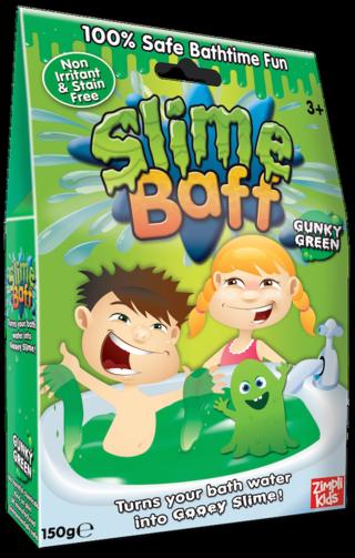 Slime Baff Green - 150g