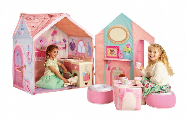 DreamTown - Rose Petal Cottage