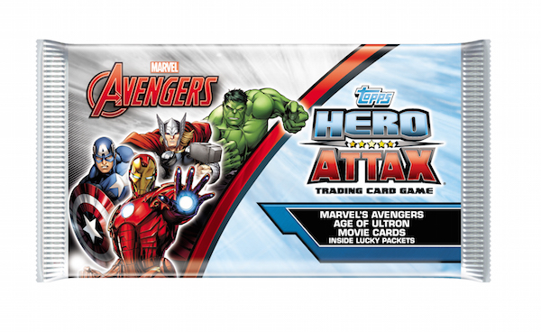 MHA Avengers Packet Wrap (English)