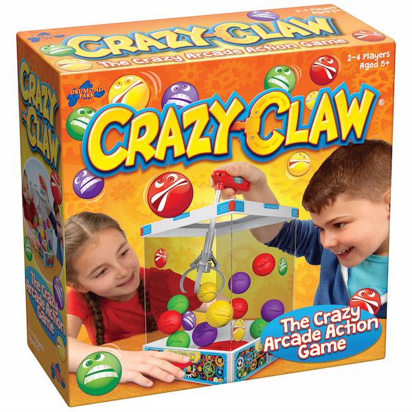 Crazy Claw 3D HR