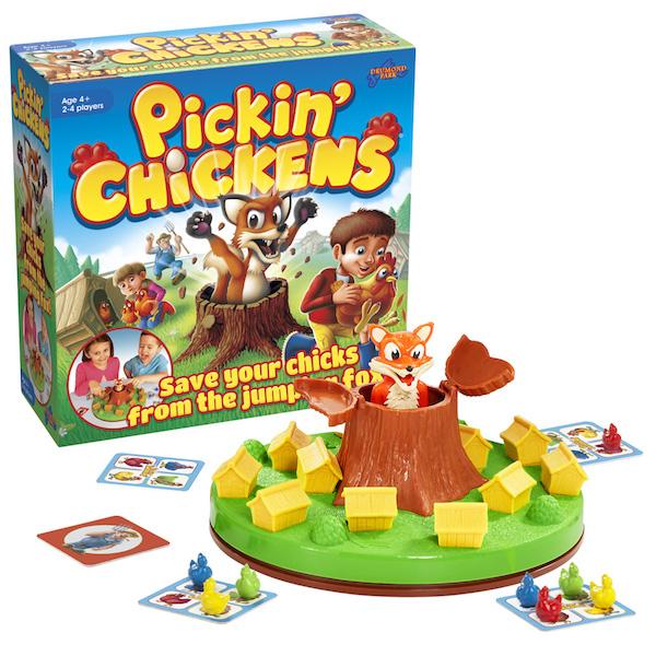 Pickin Chickens montage LR