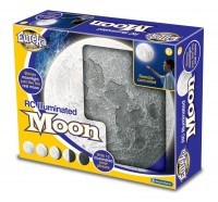 Remote Controlled Illuminated Moon