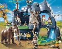 Playmobil 2012 preview - Stone Age