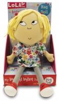 Lola Bestest Friend Rag Doll