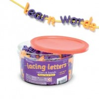 Learning Resources Lacing Letters