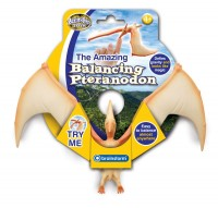 The Amazing Balancing Pteranodon