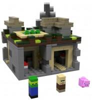 LEGO Minecraft Micro World Village
