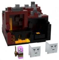 Minecraft Micro World Nether