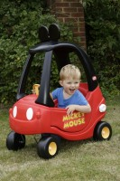 Mickey Mouse Cozy Coupe