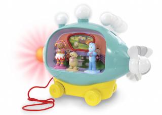 In The Night Garden Pinky Ponk Playset 1